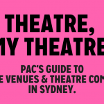 List of Theatres and Theatre Companies in Sydney